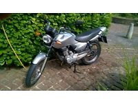 Honda CG 125, Silver, 2007, bullet proof engine and new tires