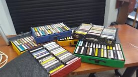 4 track cassette tapes