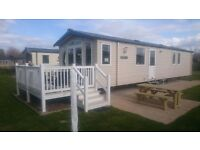 Seton Sands, Deluxe Caravan (6 beds) located in the Golf Village