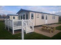 Seton Sands, Deluxe Caravan (6 beds) - vacancies including July & August