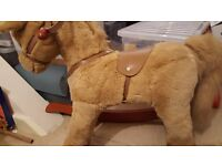 Childrens Rocking Horse £15 ono