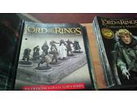 Lord of the rings official models