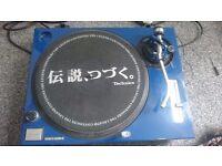 Custom Technics 1210 mk2 Turntable