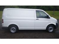 VERY LATE 2009 VW TRANSPORTER MINT ONE OWNER FROM NEW