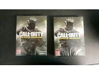 Xbox One or PS4 Call of duty infinite warfare extra content edition, pin badge