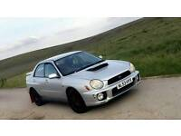 subaru impreza gx £1495 ONO cheap car clean inside out BARGAIN !!
