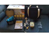 Medela Freestyle Double Breast Pump - excellent condition