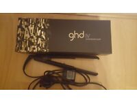 GHD Hair Straighteners 4.2B Great Condition