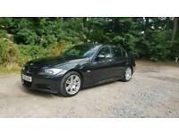 BMW 320D MSPORT + LOW MILEAGE + LONG MOT + FSH