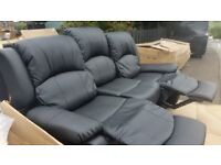 Brand new recliner 3-4 seater sofa
