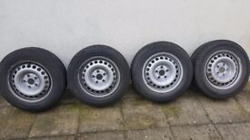 Wheels from T5