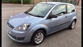 **LOW MILEAGE** FORD FIESTA 1.2 STYLE CLIMATE WITH FULL MOT