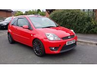 Ford Fiesta 1.6 TDCi Zetec S 3dr RED