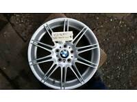 "19"" BMW MV4 Alloys."