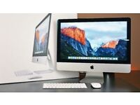 Latest Slim Apple iMac 27' 2.9Ghz Quad Core i5 8Gb Ram 1TB Logic Pro X Ableton Cubase Reason iZoTope