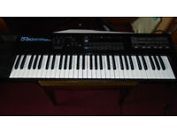 Roland D20 Synthesiser Workstation