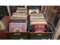 Job lot. Approx 400 super awesome deadly hardcore, techno, trance, house vinyl records (99 - 05 ish)