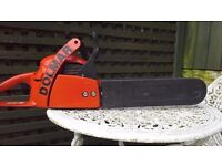 Makita dolmar ps45 45cc chainsaw in excellent condition