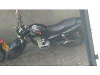lexmoto arrow 125cc £400 or swaps