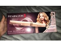 Remington curl revelution styler