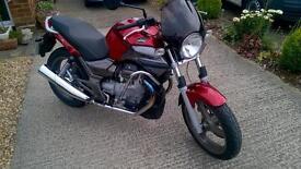 Moto Guzzi Breva 750ie