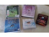 120 CD AUDIO BOOKS CHILDREN OF THE EARTH BY JEAN M AUEL - AYLA