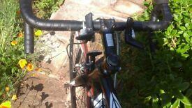 DBR road bike