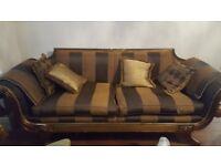 Three Piece Sofa Furniture Set