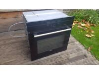 Siemens Oven Cooker Built-in Black Electric Single, Grill