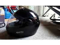 Motorbike helmet large