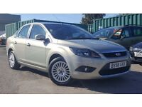 FORD FOCUS 2.0 TITANIUM ONLY 48,000 MILES