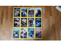 1987 to 1989 National Geographic Magazine (36 issues)