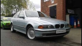 Bmw 540i automatic se with 177k