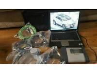 Mstar c4 with Dell laptop full kit