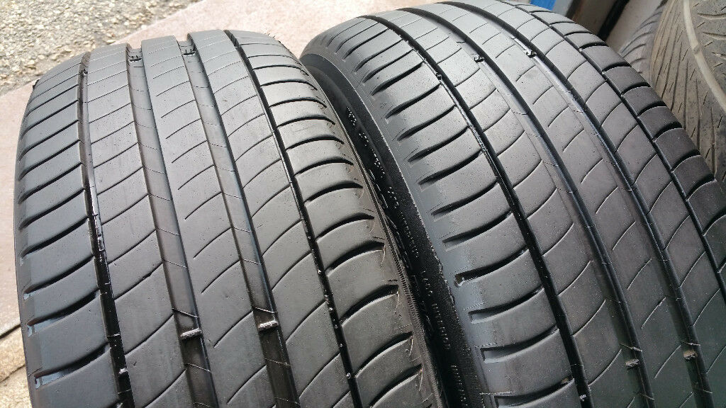 215 55 16 2 x tyres Michelin Primacy 3 Green X