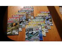 Aeroplane Monthly 2014 Full year (12 magazines)