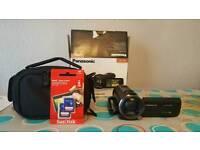 Panasonic V770 camcorder + accessories RRP: £400