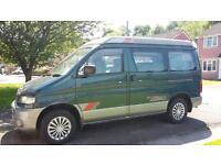Mazda bongo not vw t4 t5 surf bus camper