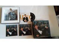CLIFF RICHARD BOLD AS BRASS CD & BONUS CD & JIGSAW BOX SET