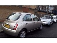 nissan micra automatic, low mileage, recently fully serviced