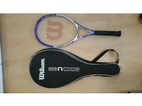 Wilson Nano Tour Tennis Racket