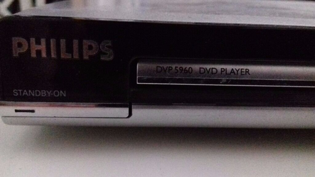 Phillips 5960 DVD player