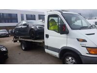 24/7 CAR RECOVERY SERVICES.