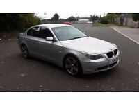 BMW 530D SALOON AUTOMATIC LEATHER E60