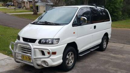 Mitsubishi Delica 2004 Chamonix Port Macquarie Port Macquarie City Preview