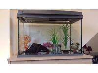 Tetra AquaArt Aquarium, Good Condition