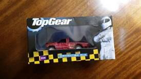 Top Gear indestrucible hilux 1/43 scale model