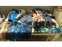 Boys clothes bundle age 3 to 4