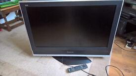 Panasonic 32 inch lcd tv