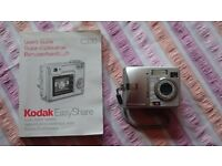 Kodak easy share Digital Camera c330 and Lowepro Bag